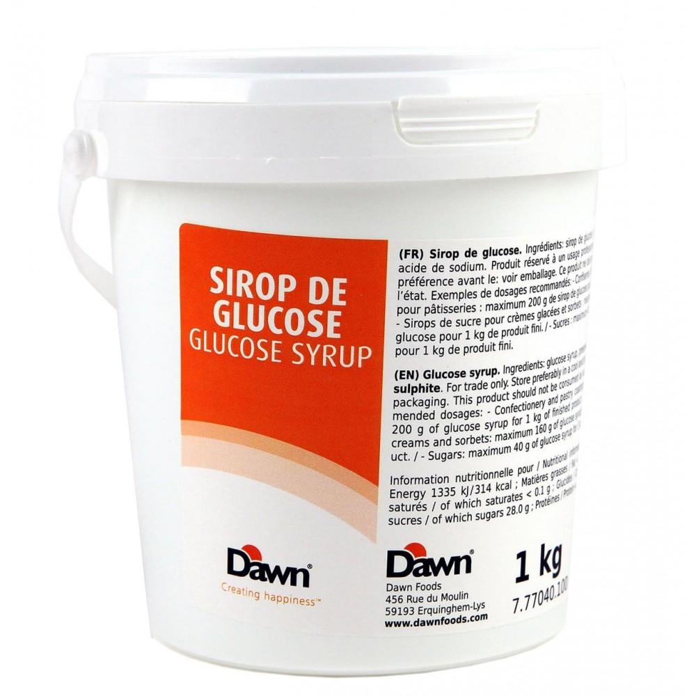 Sirop de glucose 1kg dawn
