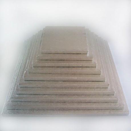 Support à gâteau carré 35x35cm