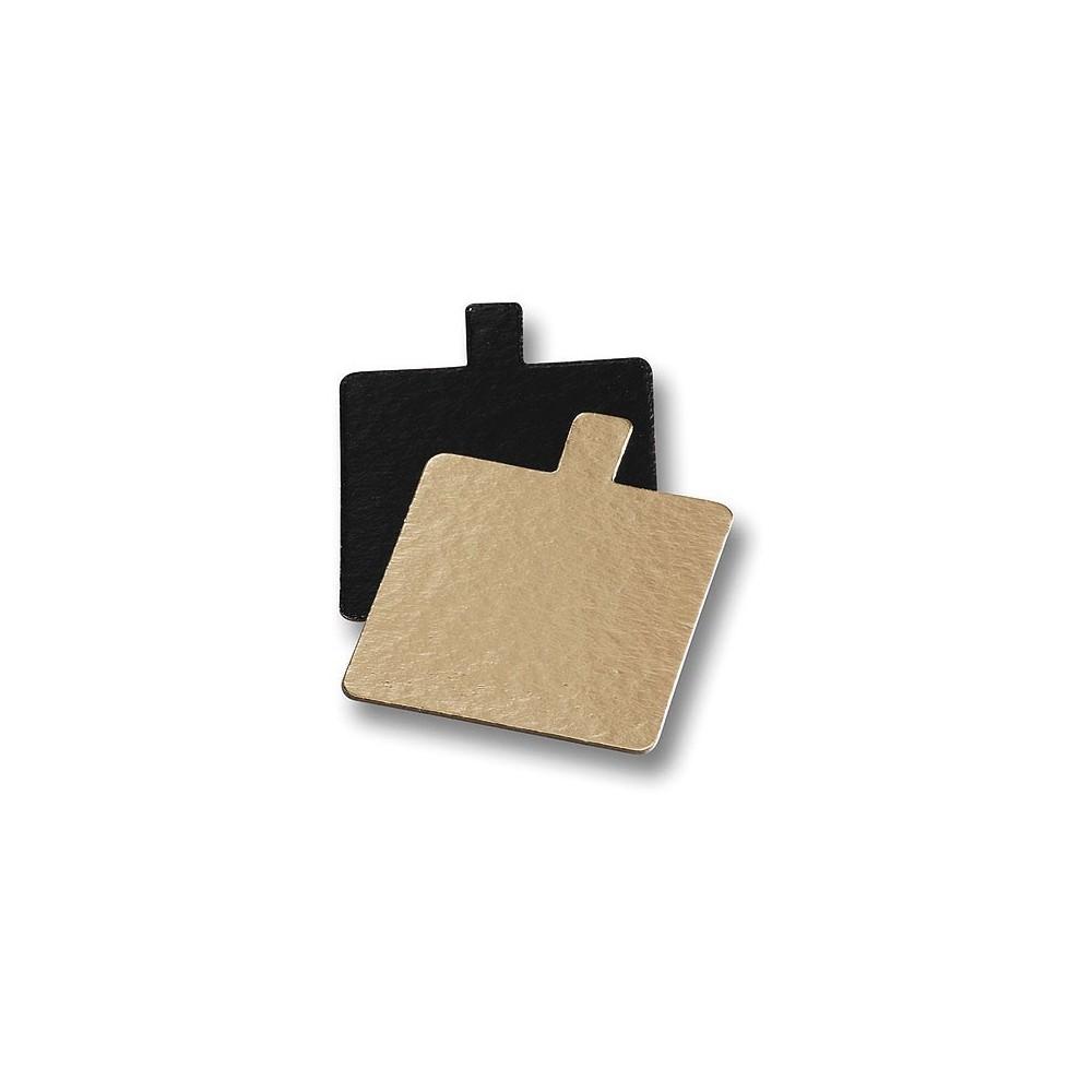 Mini carton carré réversible 7x7cm