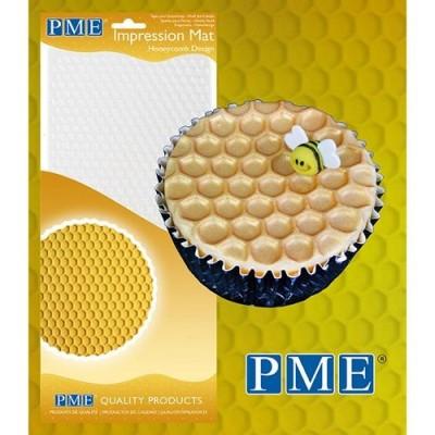 Tapis d'impression effet nid d'abeille PME