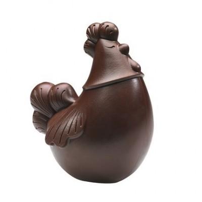Moule poule Valrhona H14cm