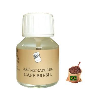 Arôme café note Brésil 58mL