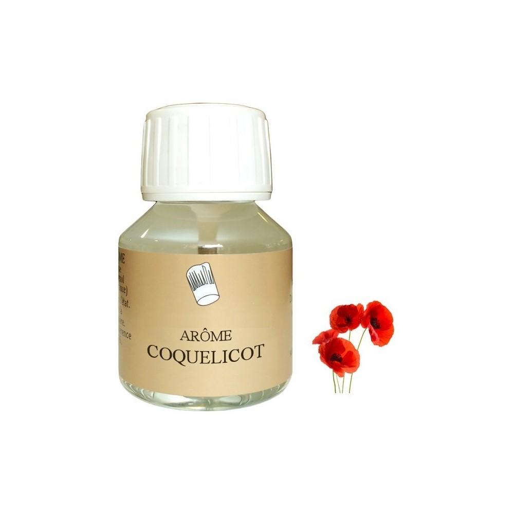 Arôme coquelicot 58mL sélectarome