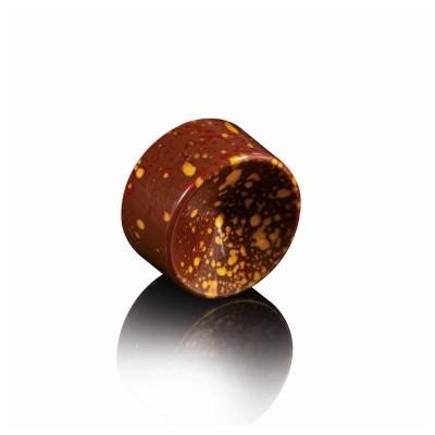 Moule à chocolat Prisma rond