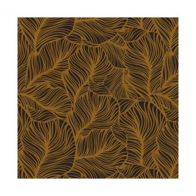 Feuilles de transfert feuilles denses jaunes x4 Valrhona