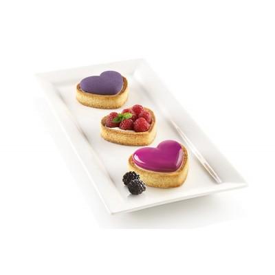 kit mini tarte petit amour silikomart