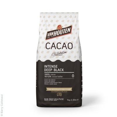 Poudre de cacao Deep Black Van Houten 1kg
