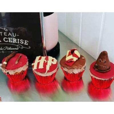 Mercredi 25 août : Atelier Cupcakes Harry Potter