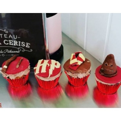 Samedi 6 mars : Atelier Cupcakes Harry Potter