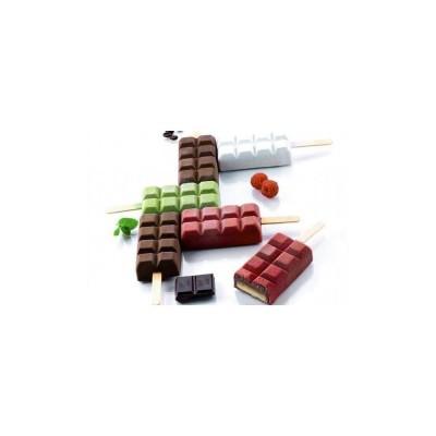 Moule en silicone glaces Chocostick