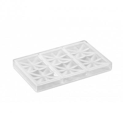 Moule à chocolat tablette Edelweiss Pavoni