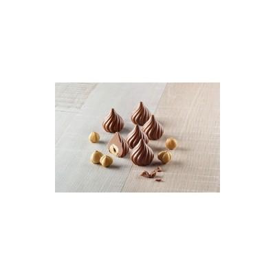 Moule à chocolat en silicone Choco Flame