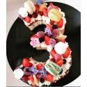 Samedi 10 avril : Atelier Number cake