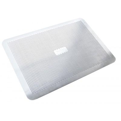 Plaque perforée sans rebord 400x300mm en aluminium gobel
