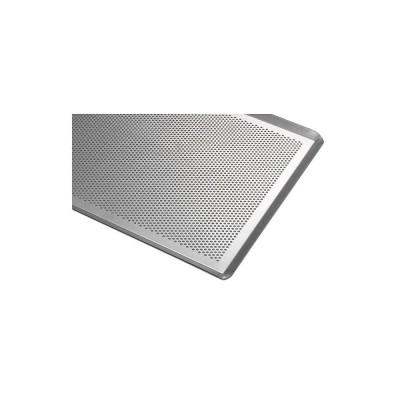 Plaque perforée 400x300mm en aluminium