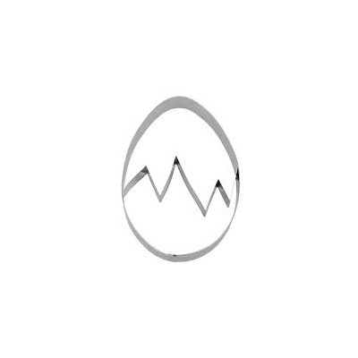Emporte-pièce œuf en relief staedter