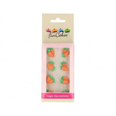 Carottes en sucre x16