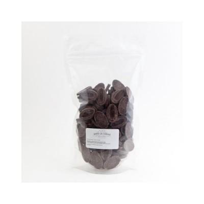 Bahibé 46% - Chocolat de couverture lait en fèves 500g VALRHONA