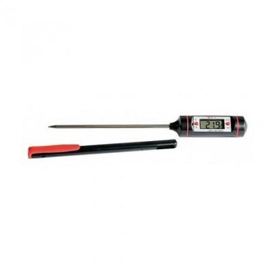 Thermomètre à sonde inox