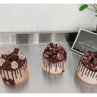 Samedi 9 octobre : Atelier Drip Cake