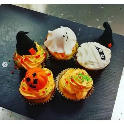 Mercredi 27 octobre : Atelier Cupcakes d'Halloween