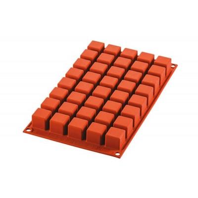 Moule en silicone 40 cubes silikomart