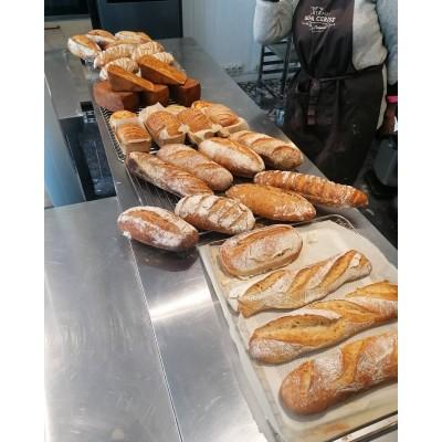 Samedi 13 novembre : Atelier Les pains