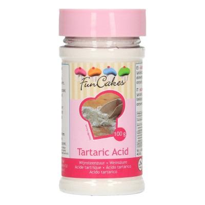 Acide Tartrique 100g Funcakes