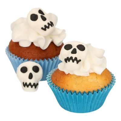 Têtes de mort en sucre /8 - Funcakes