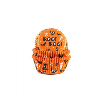 Caissettes Boo boo x50