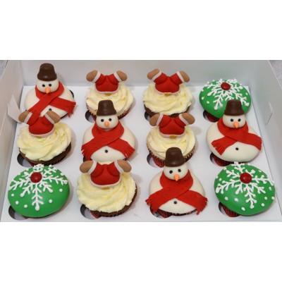 Mercredi 22 décembre : Atelier Enfant cupcakes de Noël