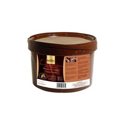 Beurre de cacao en callets 3kg Cacao Barry