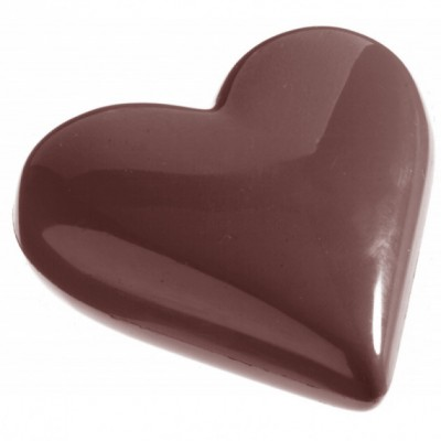 Moule à chocolat coeurs cabrellon