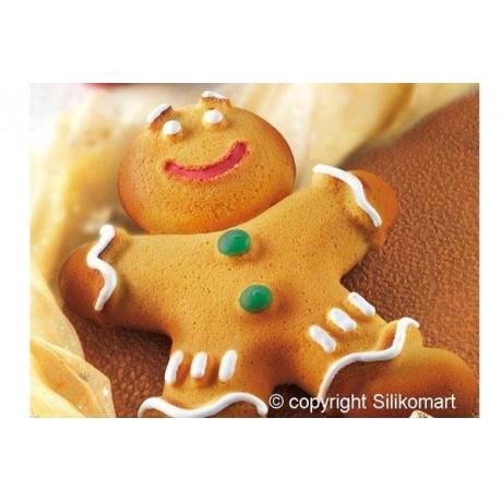 Moule en silicone Mr Ginger