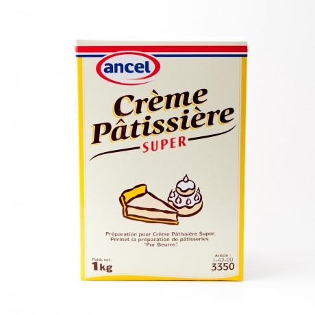 Crème pâtissière Super à chaud