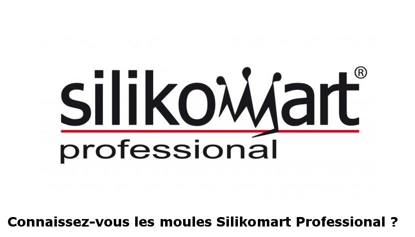 Retrouvez toute la gamme Silikomart Professional sur le gateau sous la cerise